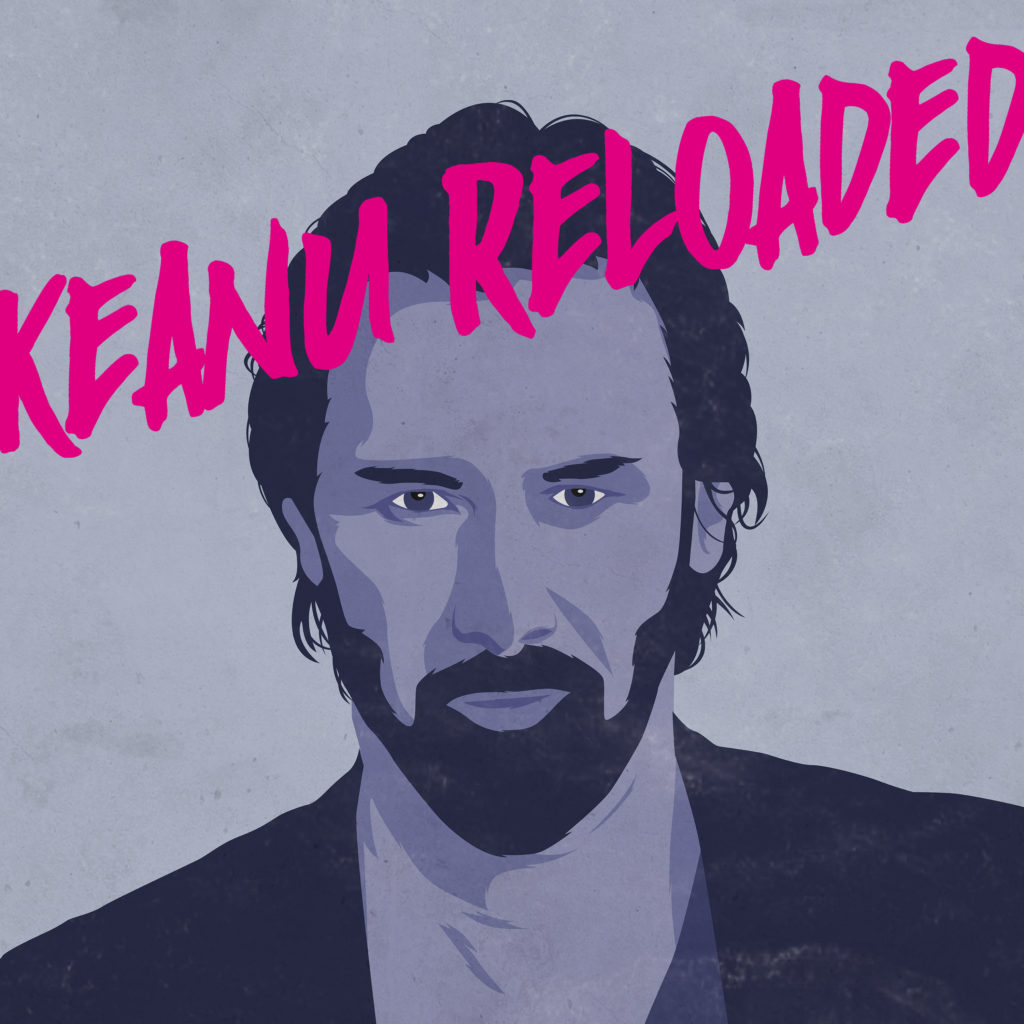 Keanu Reloaded Cover