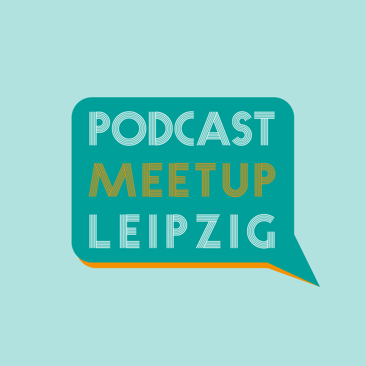 Podcast Leipzig-Logo